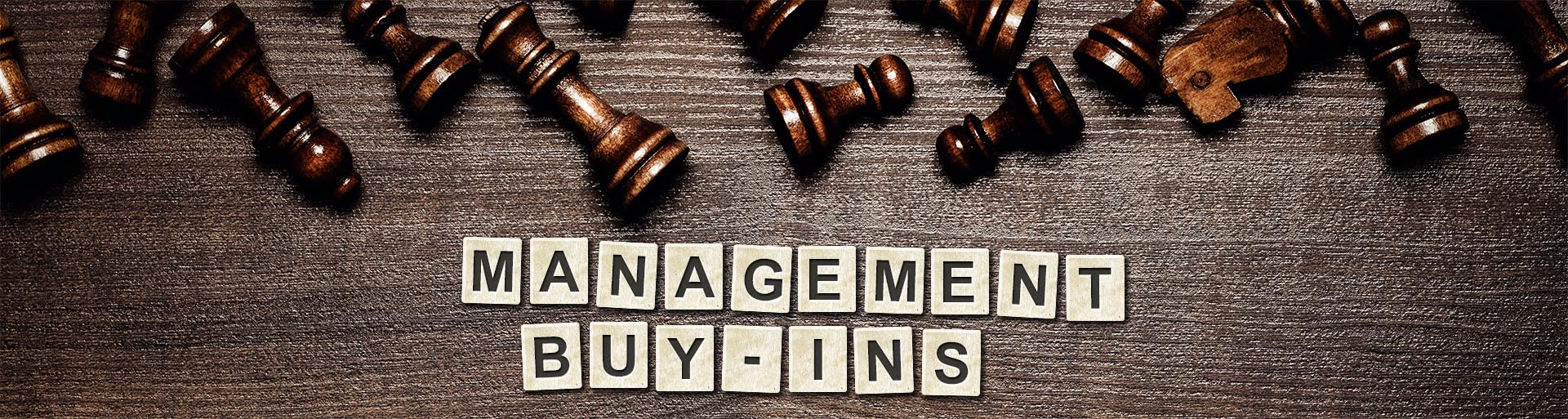 Management Buy-Ins